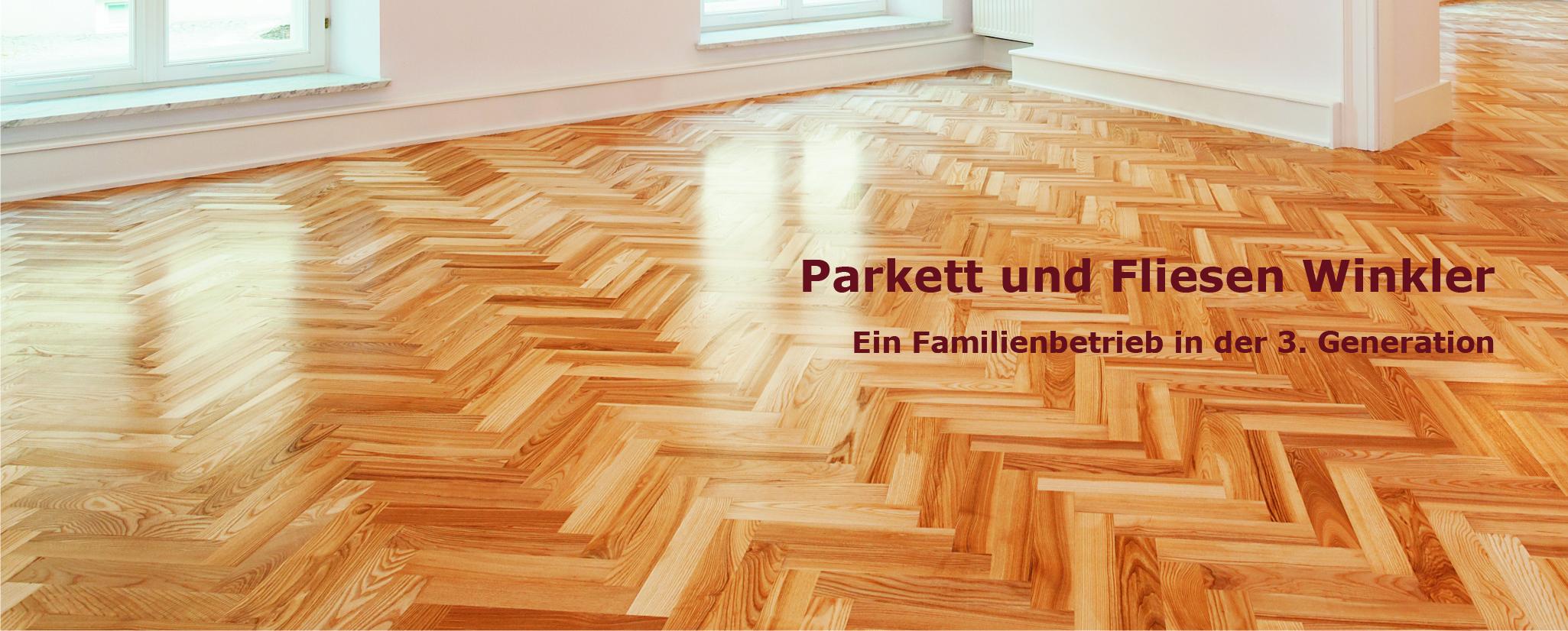 Startseite - Parkett & Fliesen Winkler GmbH